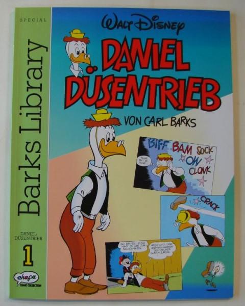 Barks Library Special (Ehapa, Br.) Daniel Düsentrieb Nr. 1-6 kpl. (Z1)