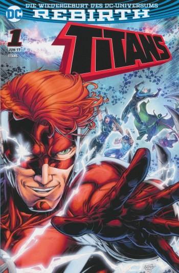 Titans 1 Variant