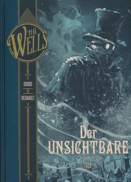 H.G. Wells 5 - Der Unsichtbare 1