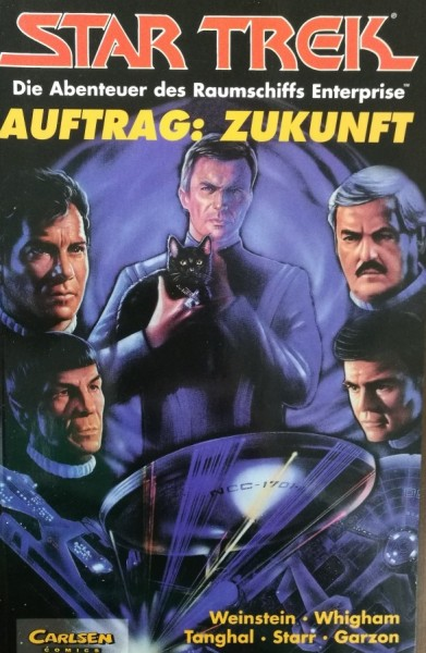 Star Trek (Carlsen, Br.) Nr. 1-13 kpl. (Z1)