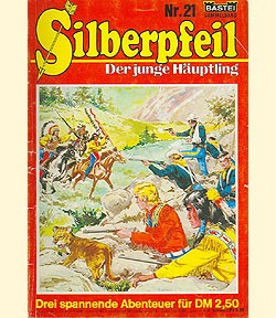 Silberpfeil Sammelband Nr. 17-86,1087-1115