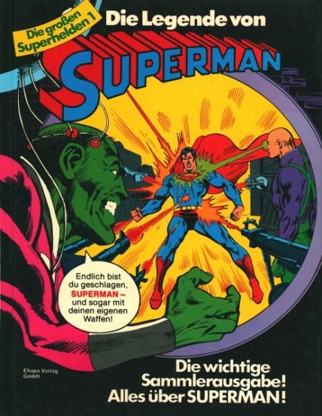 Grossen Superhelden (Ehapa, B) Hardcover Nr. 1-3