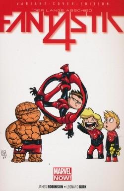 Fantastic Four (2015) 1 Variant