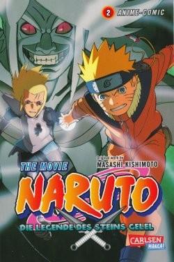 Naruto - The Movie 2: Die Legende des Steins von Gelel 2