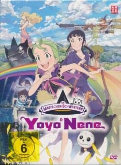 Yoyo & Nene - Die magischen Schwestern DVD