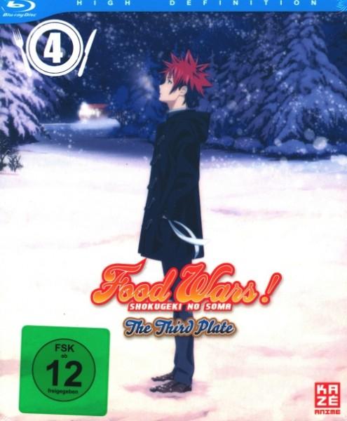 Food Wars! The Third Plate - Staffel 3 Vol. 4 Blu-ray
