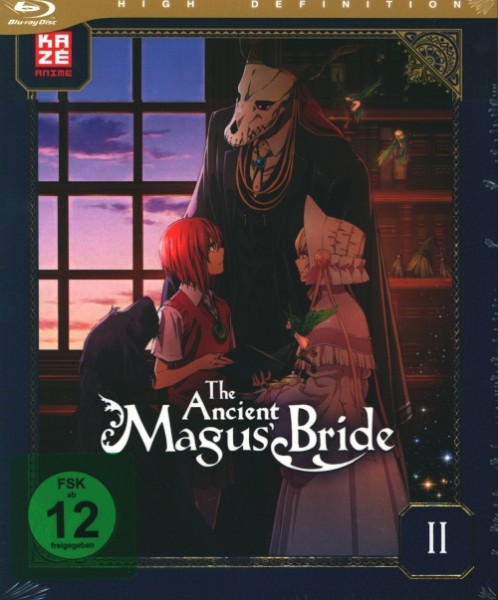 Ancient Magus Bride 2 Blu-ray