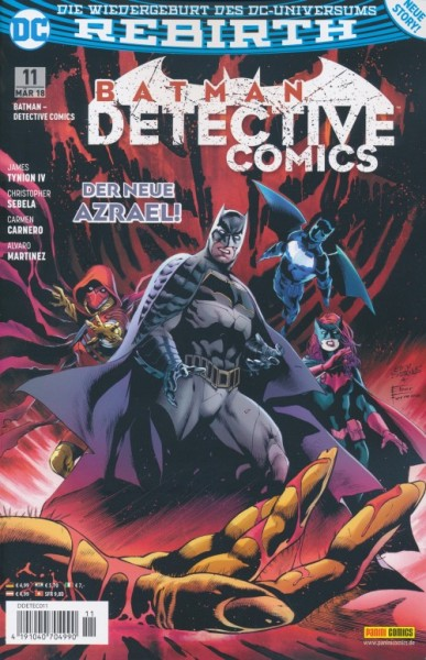 Batman Detective Comics (2017) 11