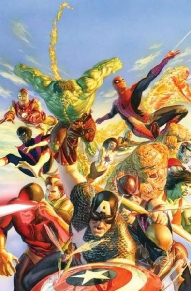 Marvel Treasury Edition: Die besten Geschichten aller Zeiten (12/19)