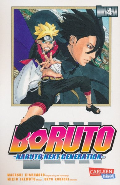Boruto - Naruto Next Generation 4