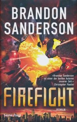 Sanderson, B.: Die Rächer 2 - Firefight