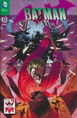 Batman (2012) 42 Joker Variant