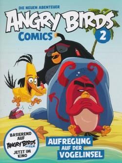 Angry Birds: Die neuen Abenteuer 2 SC