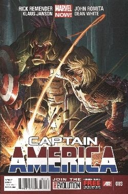 US: Captain America (2012) 3