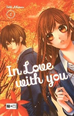 In love with you (EMA, Tb.) Nr. 1-3 kpl. (Z2)
