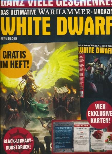 White Dwarf 2019 Nr.11 November