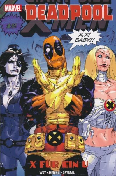 Deadpool: X für ein U SC