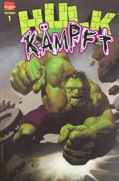 Hulk kämpft (Panini, Br.) Nr. 1
