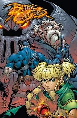 Battle Chasers (Crosscult, B.) Ultimative Edition