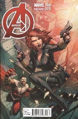 US: Avengers (2013) 04 1:50 Variant
