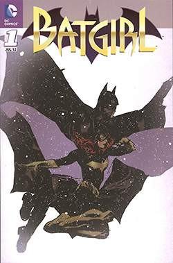 Batgirl (2012) 1 Variant