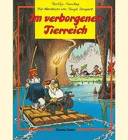 Abenteuer von Timpe Tampert (Carlsen, Br.) Nr. 1-3