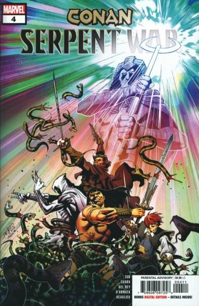 US: Conan Serpent War 4