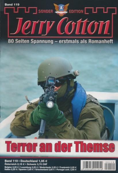 Jerry Cotton Sonder-Edition 119