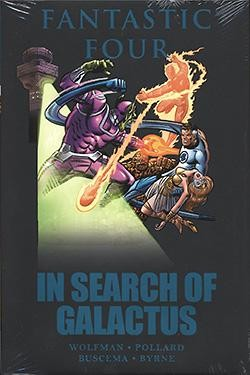 US: Fantastic Four: In Search of Galactus HC