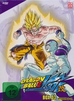 Dragon Ball Z - Kai Box 03 DVD