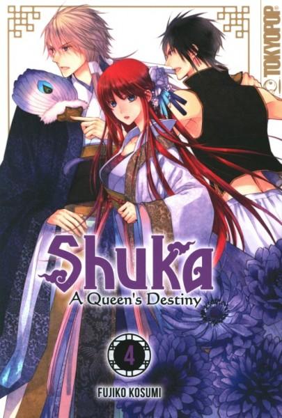Shuka - A Queen's Destiny 4