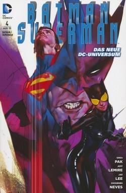 Batman - Superman 4