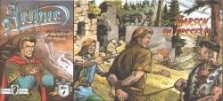 Arthur - Der Erbe vom Drachenfels Piccolo-Set 04-06