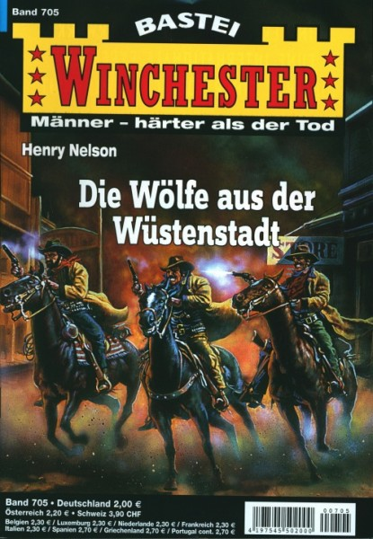 Winchester 705