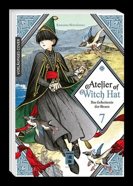 Atelier of Witch Hat - Das Geheimnis der Hexen 7 (09/20)