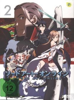 Sword Art Online Vol. 2 DVD