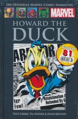 Offizielle Marvel-Comic-Sammlung 81: Howard the Duck (Classic XXIX)