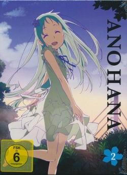 AnoHana Vol. 2 DVD