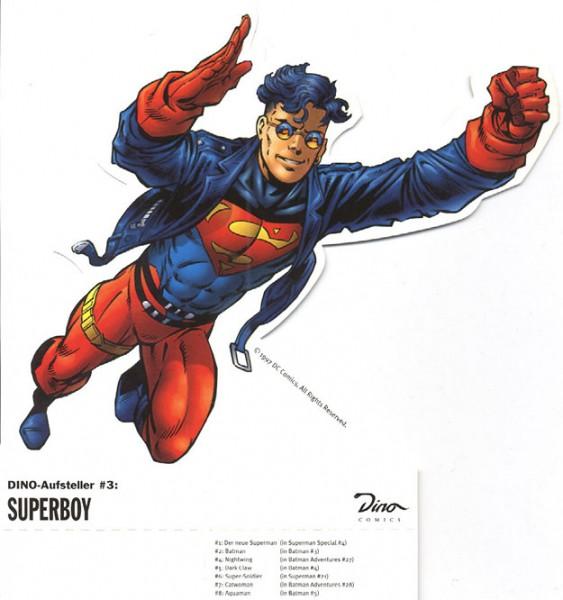 Dino-Aufsteller (Dino) 3 Superboy