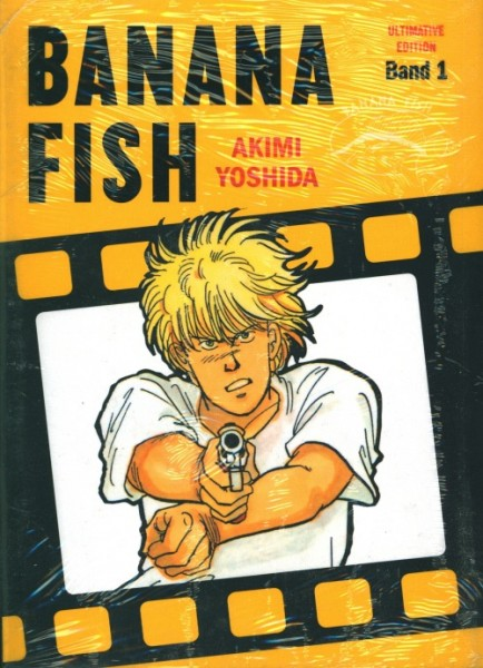 Banana Fish Ultimative Edition 1