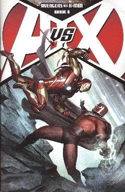 Avengers vs. X-Men 6 Avengers-Cover