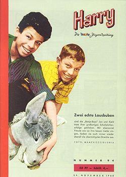 Harry die bunte Jugendzeitschrift 94