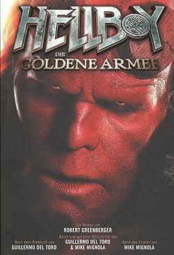 Hellboy II: Die goldene Armee - Der offizielle Roman zum Film