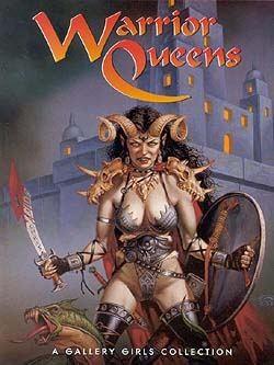 Sqpinc: Warrior Queens