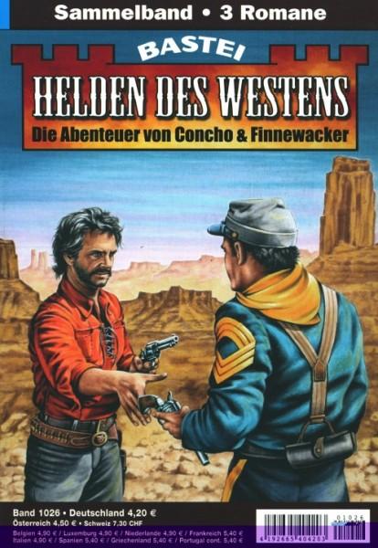 Helden des Westens Sammelband 1026