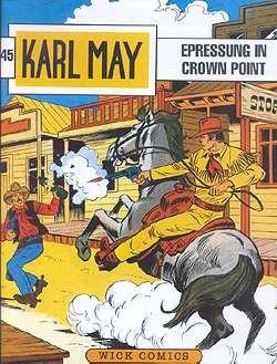 Willy Vandersteens Karl May 45