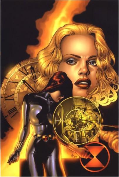 Marvel Knights: Black Widow HC (04/20)