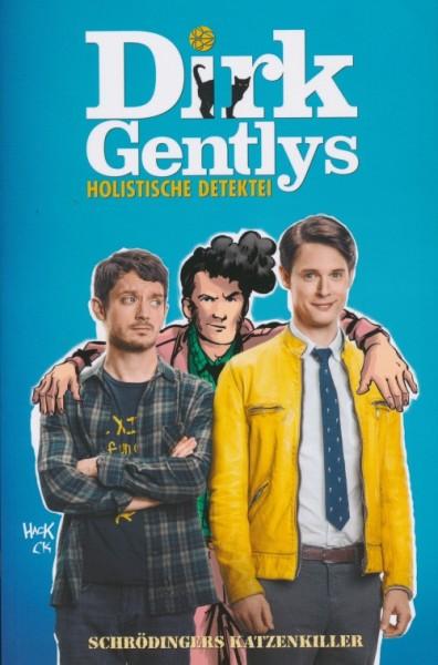 Dirk Gentlys Holistische Detektei 1