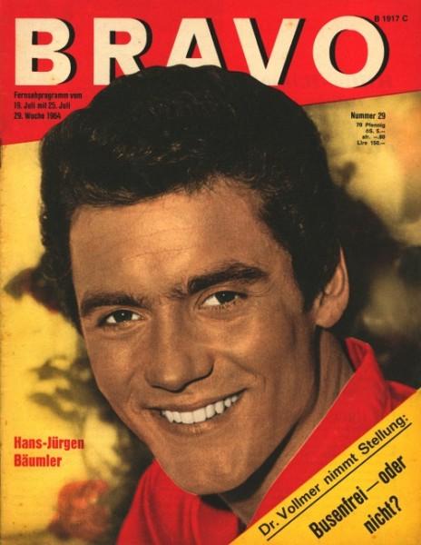 Bravo Jahrgang 1964 Nr. 1-52