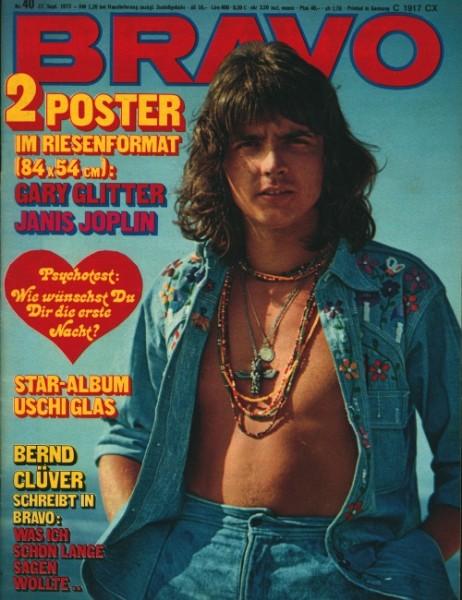 Bravo Jahrgang 1973 Nr. 1-52